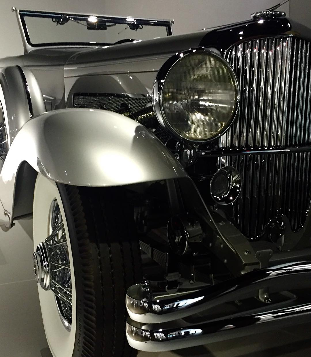 Night at the Museum….. #vintage #autos #lifestyle